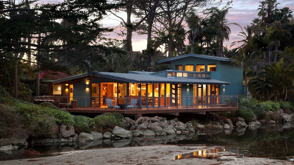 Oceanfront Modern