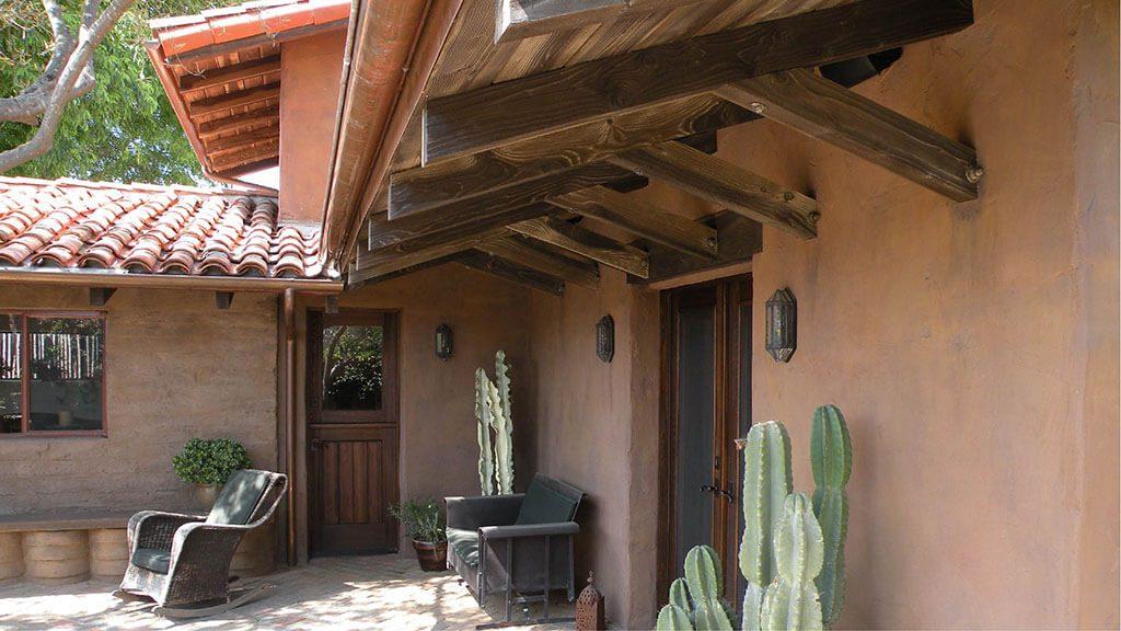 El Caserio – Historic Landmark Adobe Remodel