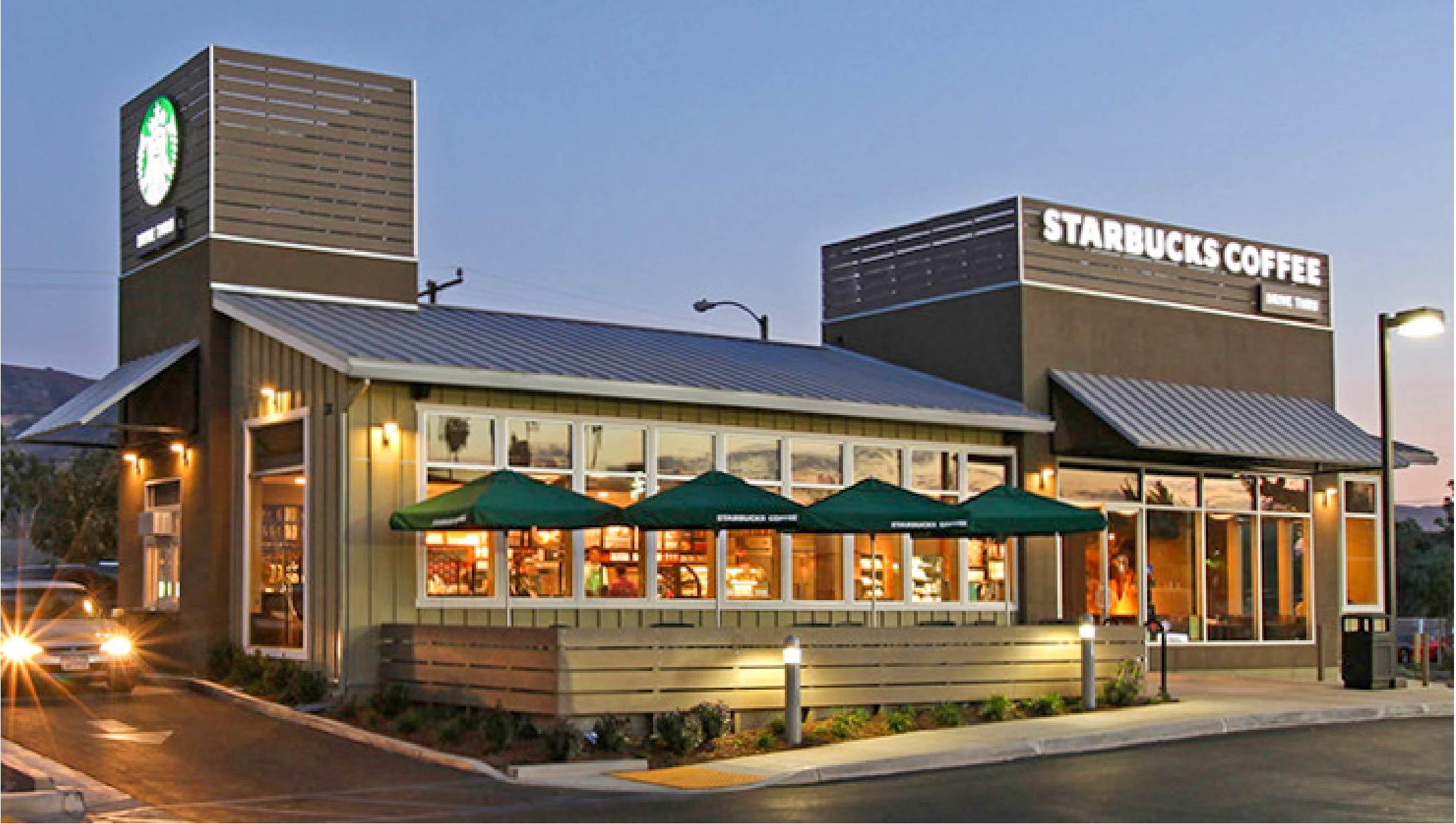 Starbucks Santa Paula